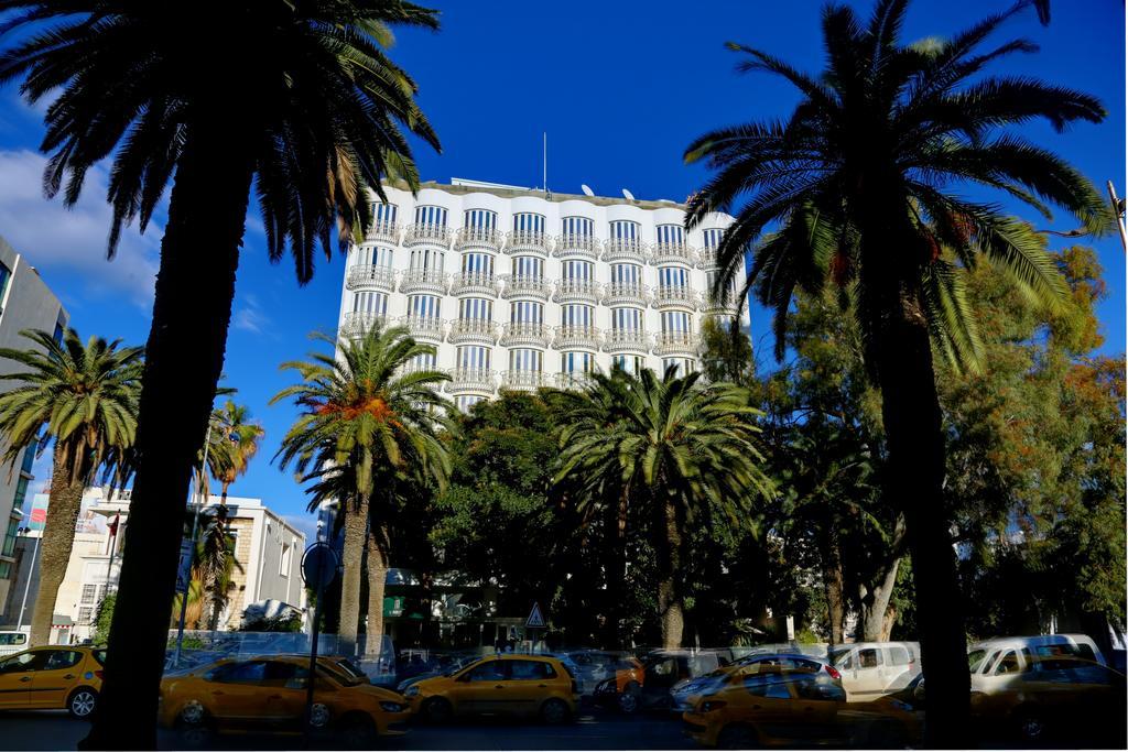 Hôtel La Maison Blanche Tunis