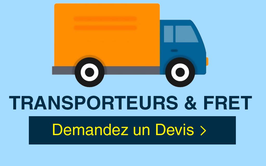TRANSPORTEURS & FRET