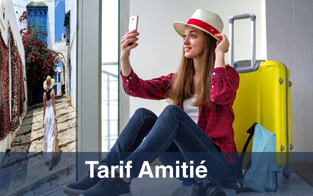 Tarif Amitié