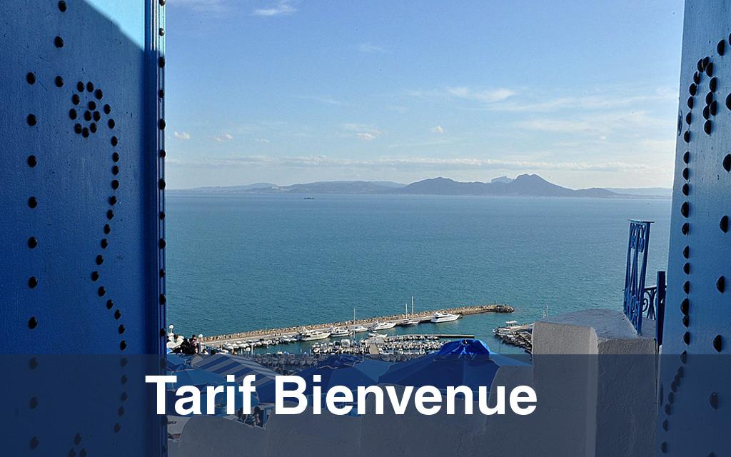 Tarif Bienvenue