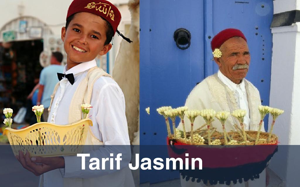 Tarif Jasmin