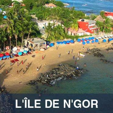 L'île de N'Gor